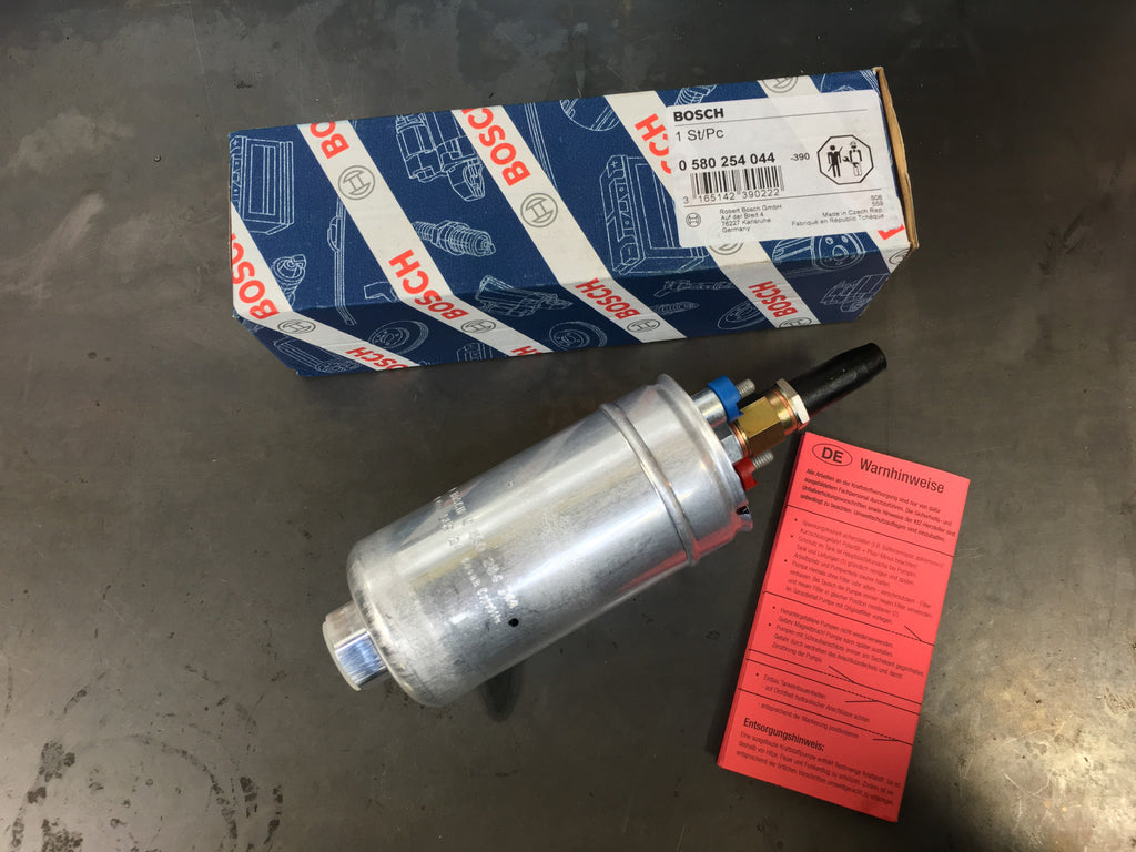 BOSCH 044 FUEL PUMP 0580 254 044 - TDi North