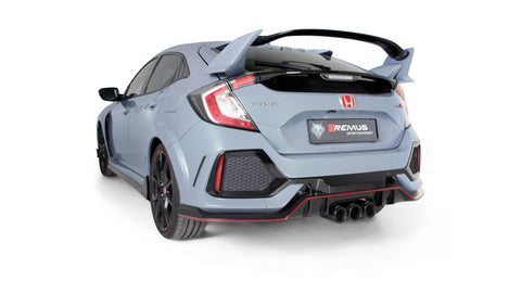 REMUS EXHAUST SYSTEM CIVIC TYPE-R FK8