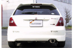 FUJITSUBO RM01A EXHAUST SYSTEM - TDi North
