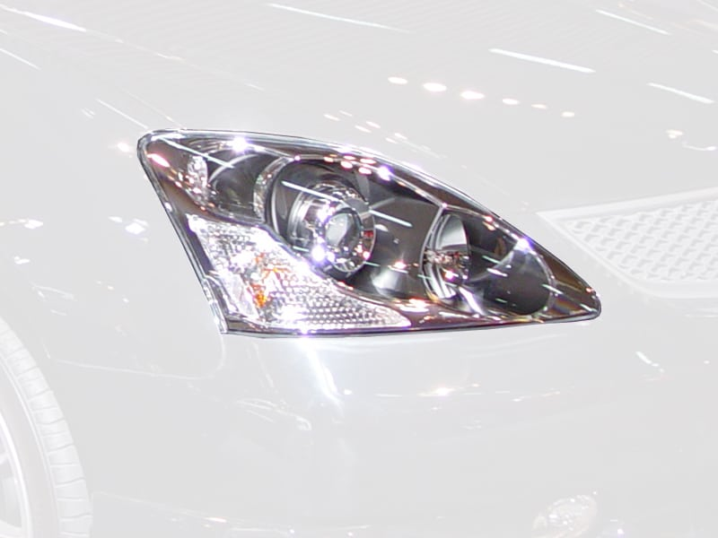 GENUINE HONDA CIVIC TYPE-R EP3 FACELIFT RIGHT SIDE HEADLAMP 2004-2005