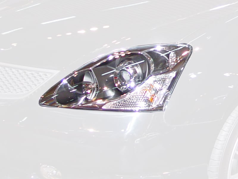 GENUINE HONDA CIVIC TYPE-R EP3 FACELIFT LEFT SIDE HEADLAMP 2004-2005