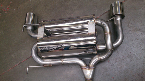 "TDi North 3"" Exhaust System (350Z) - TDi North"