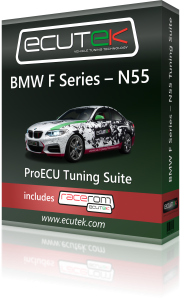 ECUTEK BMW F Series – N55 Tuning Suite