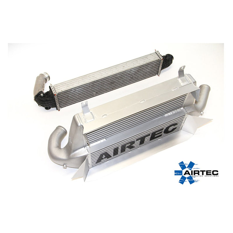AIRTEC FRONT MOUNT INTERCOOLER FOR HONDA CIVIC TYPE R FK2 WITH BIG BOOST PIPE KIT - TDi North