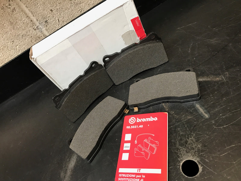 GENUINE HONDA FRONT BRAKE PADS - TDi North