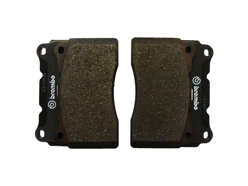 GENUINE HONDA CIVIC TYPE-R FK8 BREMBO FRONT BRAKE PADS 2020-ONWARDS