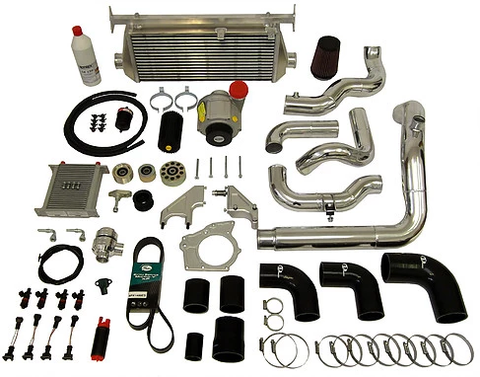 Honda S2000 Bottom Mount Supercharger Race Kit
