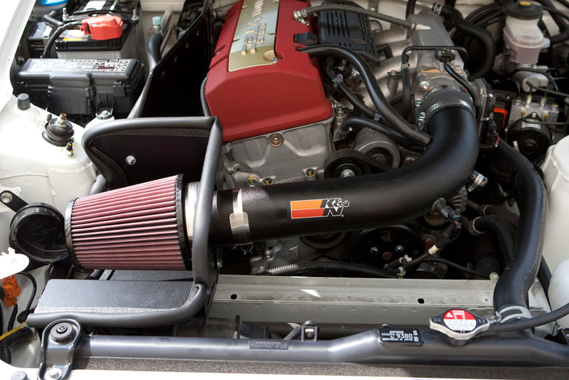 K&N AirCharger air intake system S2000 - TDi North