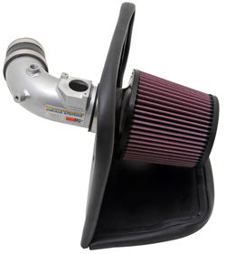 K&N Typhoon air intake system - Mazda 3 MPS