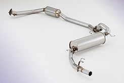 FUJITSUBO POWER GETTER EXHAUST SYSTEM - TDi North
