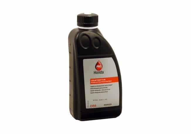 GENUINE HONDA TYPE 2 COOLANT 1 LITRE (PRE MIXED)