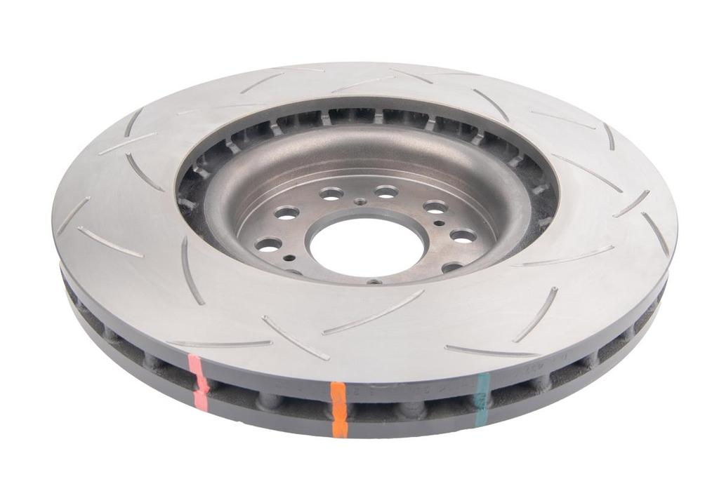 DBA 4000 T3 Series Front Disc - Honda Civic Type R FK2/FK8