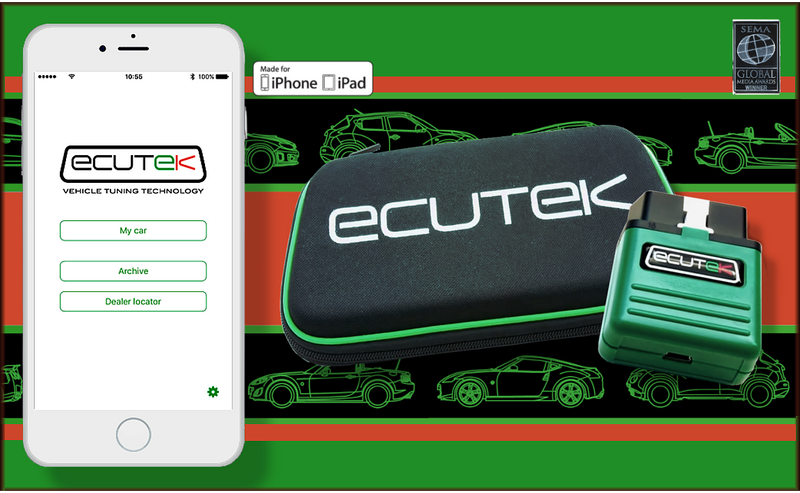ECUTEK - ECU CONNECT BLUETOOTH INTERFACE - TDi North