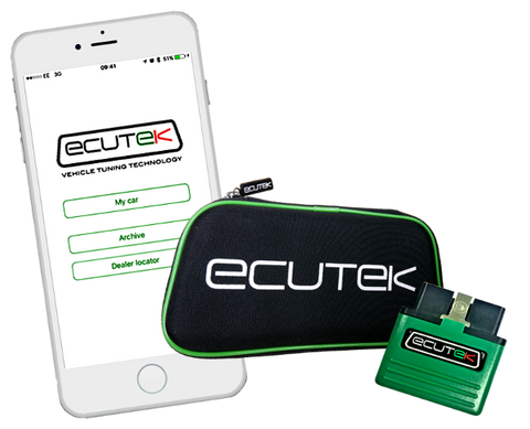 ECUTEK ECU CONNECT & BLUETOOTH INTERFACE