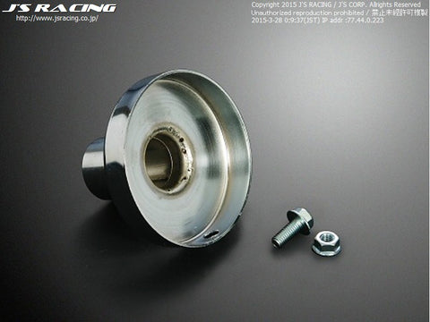 J'S RACING FULL TITANIUM EXHAUST BUNG 75MM