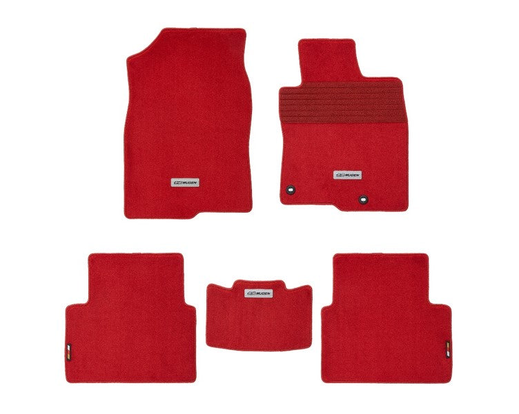 MUGEN SPORTS MAT SET CIVIC TYPE R FK8 - RED - TDi North