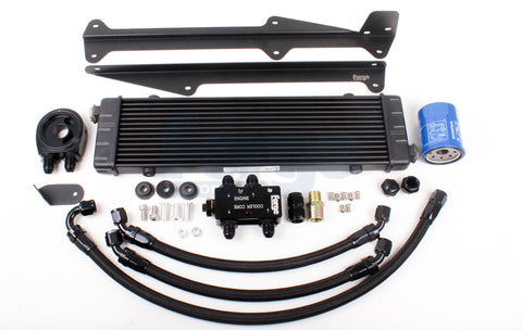 FORGE OIL COOLER KIT FOR HONDA CIVIC TYPE R 2015