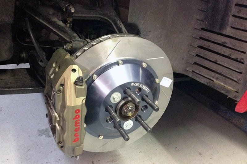 GiroDisc Brake Rotors - TDi North