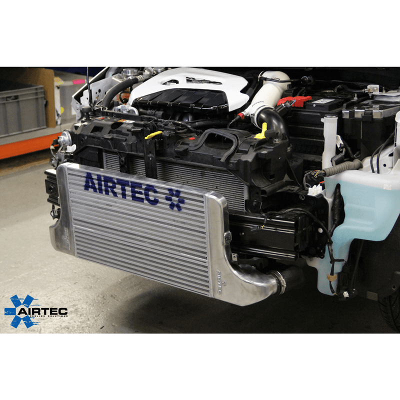 AIRTEC STAGE 3 FIESTA ST180 ECOBOOST FRONT MOUNT INTERCOOLER UPGRADE - TDi North