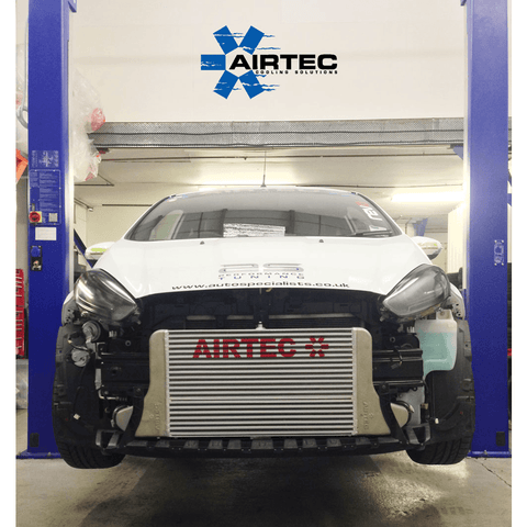 AIRTEC STAGE 3 FIESTA ST180 ECOBOOST FRONT MOUNT INTERCOOLER UPGRADE