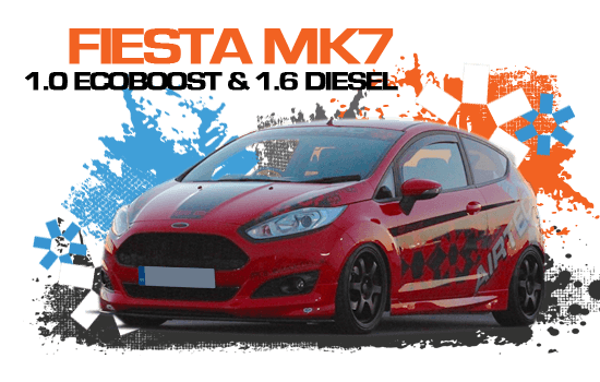 AIRTEC STAGE 2 FIESTA 1.0 ECO BOOST FRONT MOUNT INTERCOOLER UPGRADE - TDi North