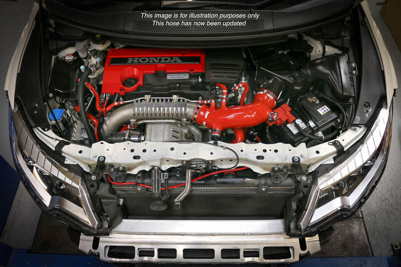 FORGE INLET HOSE FOR HONDA CIVIC TYPE R 2015 - TDi North