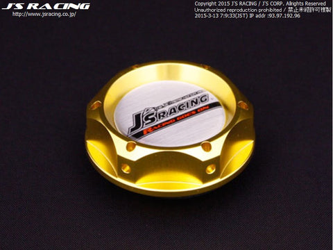 J's Racing Oil Filler Cap - TDi North