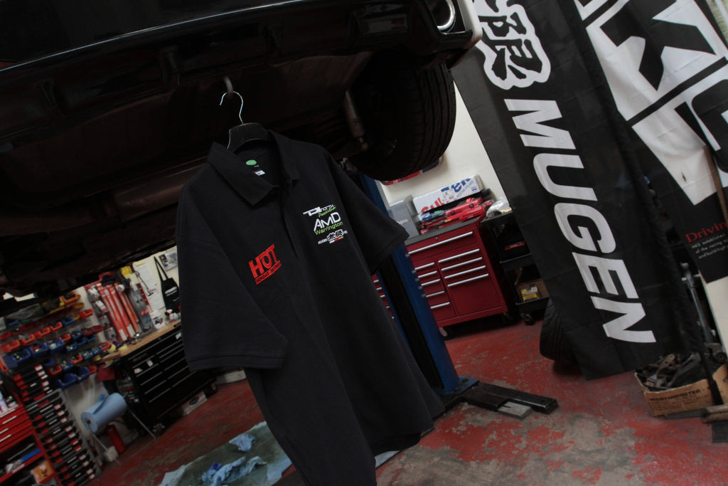 HONDAS ON TRACK POLO SHIRT - TDi North