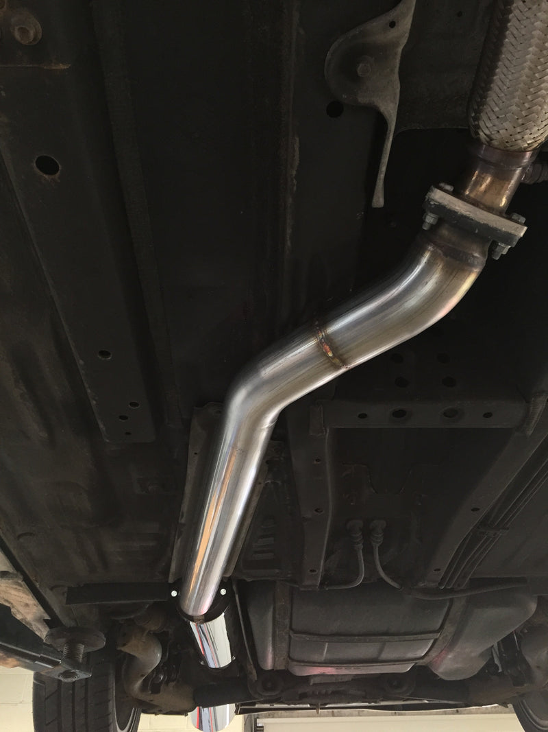 "(1) TDi North 3"" Exhaust System (EP3/DC5) - TDi North"
