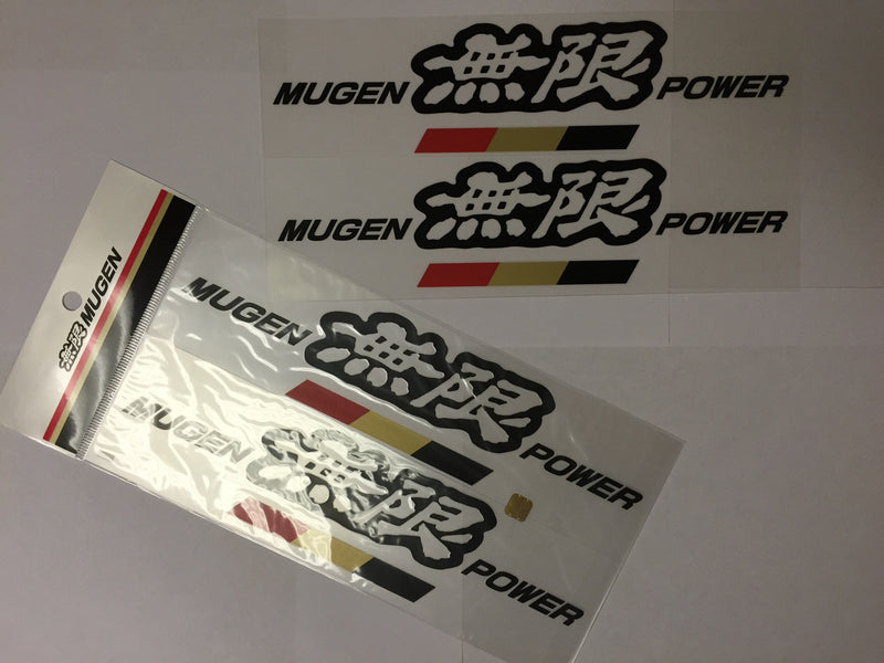 MUGEN POWER STICKER A LARGE - TDi North