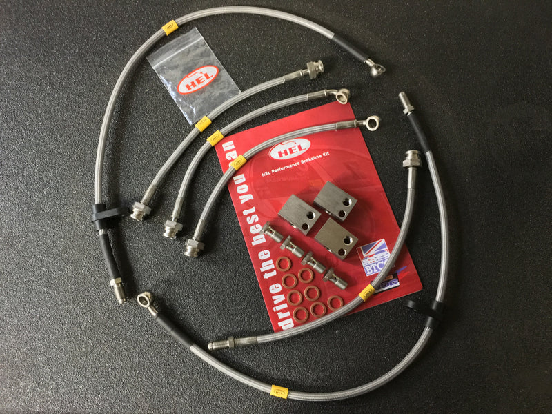 HEL HONDA BRAKE LINES - TDi North