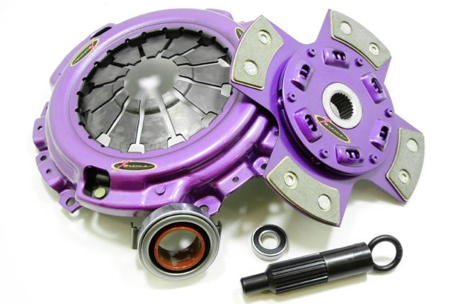 KHN22022-1B |  XTREME PERFORMANCE - HEAVY DUTY SPRUNG CERAMIC CLUTCH KIT - KHN22022-1B - TDi North