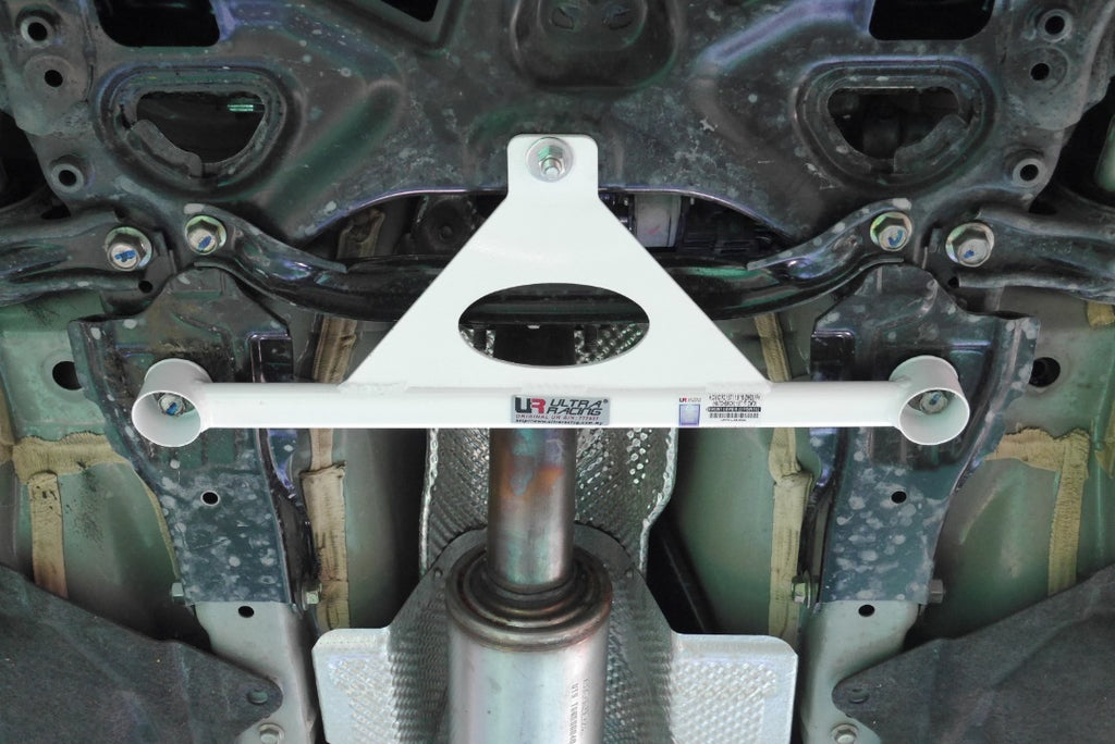 ULTRA RACING -CIVIC FK8 TYPE-R 2.0T - FRONT LOWER SUBFRAME (3 POINTS) - TDi North