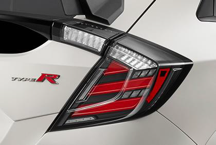 MUGEN - LED Tail Light - Honda Civic Type R (FK8) - TDi North