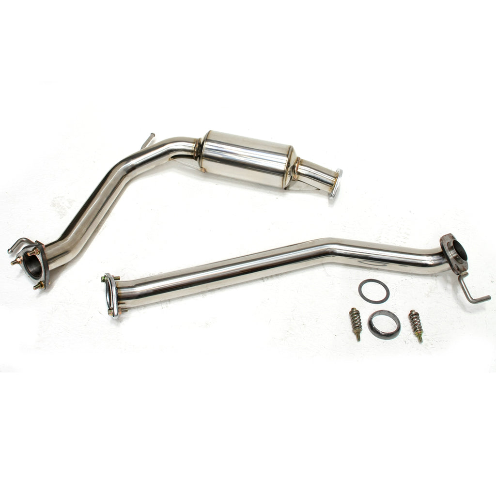 M2 CIVIC FN2 EXHAUST - FRONT PIPE AND RESONATOR - TDi North
