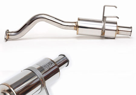 EP3 REAR MUFFLER FOR 3 DOOR HATCH BACK TYPE R - TYPE S 2.0 - SPOON SPORTS STYLE / M2-SPN-EP3-RB - TDi North