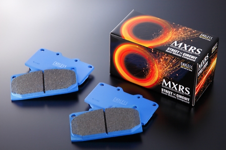 ENDLESS MXRS PERFORMANCE BRAKE PADS - HONDA