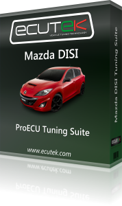 ECUTEK VEHICLE TUNING MAZDA MPS