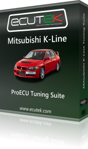 ECUTEK VEHICLE TUNING MITSUBISHI EVO 5-9
