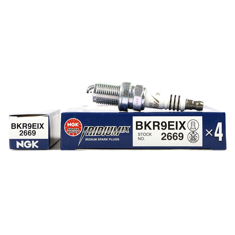 10 Pack Standard Spark Plugs by NGK Screw Tip Stock #2910 AB-6 AB6