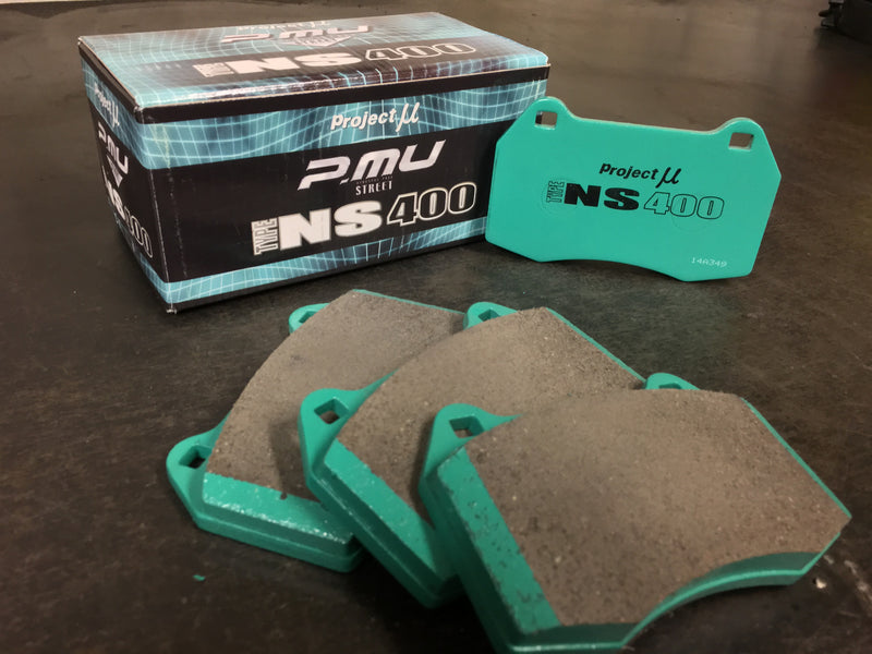 PROJECT MU Type NS 400 Honda Front Brake Pads - TDi North