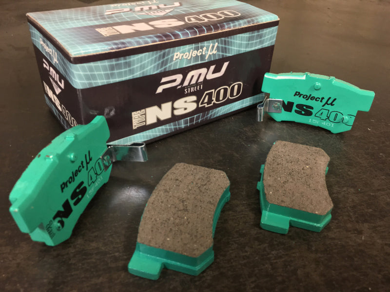 PROJECT MU Type NS 400 Honda Rear Brake Pads - TDi North