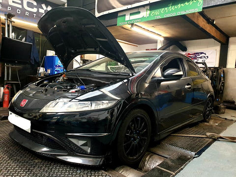 Honda Civic R18 -Remapping