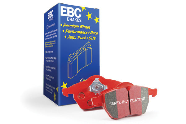 EBC Redstuff 3000 Series Premium Fast Street Pad To Fit Rear - FK2 - TDi North
