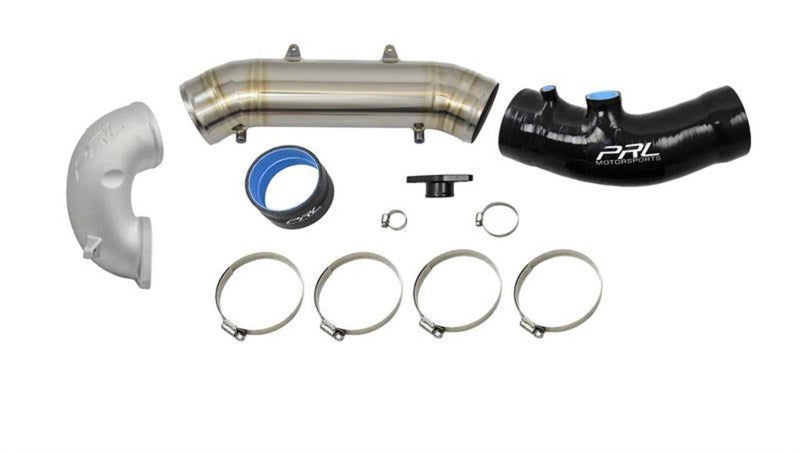 PRL Titanium Turbocharger Inlet Pipe Kit