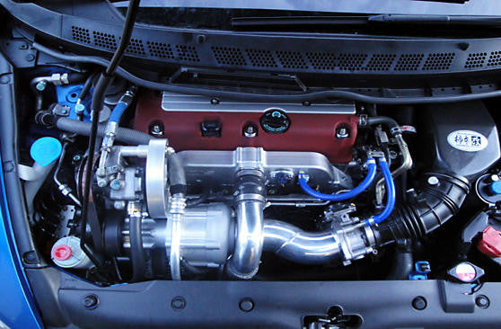 Rotrex Sport Supercharger Kit - FD2 - TDi North