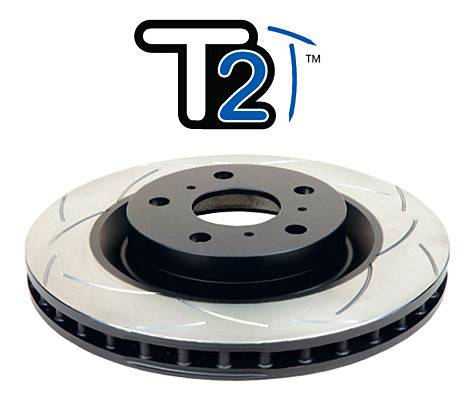 DBA2500S Front Discs - Street series T2 - Civic Type R EP3 - TDi North