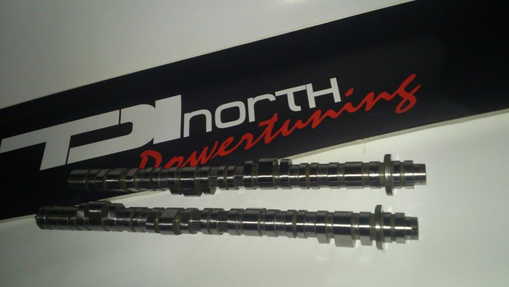 "TDi NORTH K20 ULTIMATE ""DROP-IN"" CAMSHAFTS - TDi North"