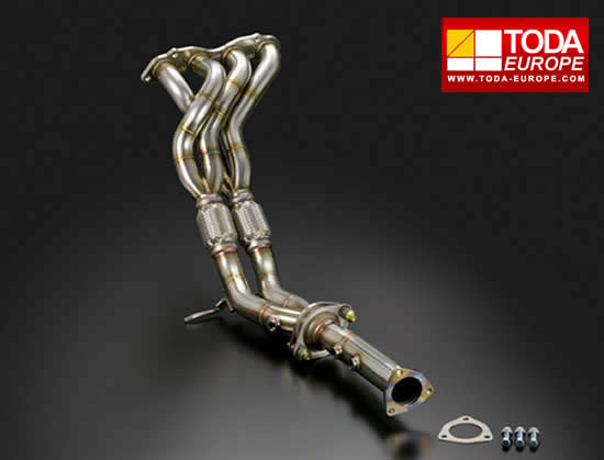 Toda Racing 4-2-1 Exhaust manifold - FD2 - TDi North