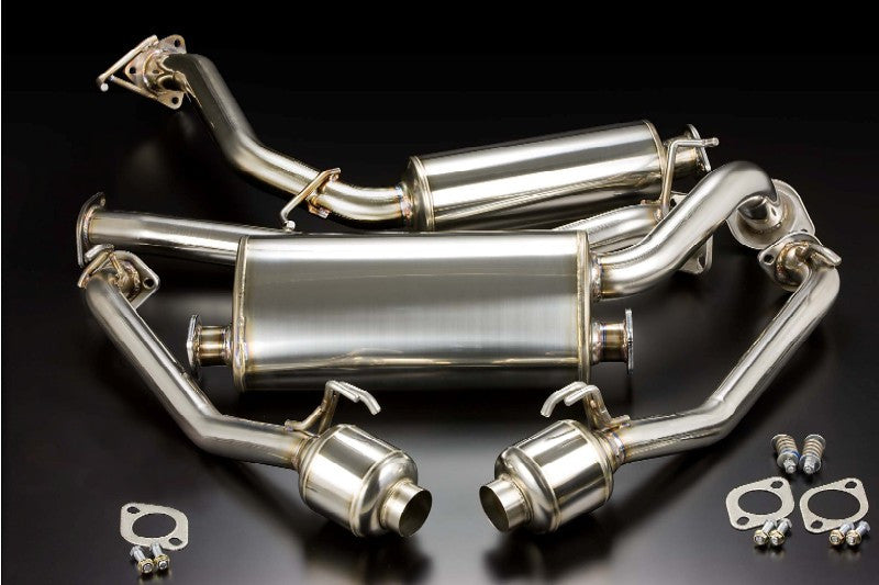 Toda Racing Exhaust System - FN2 - TDi North